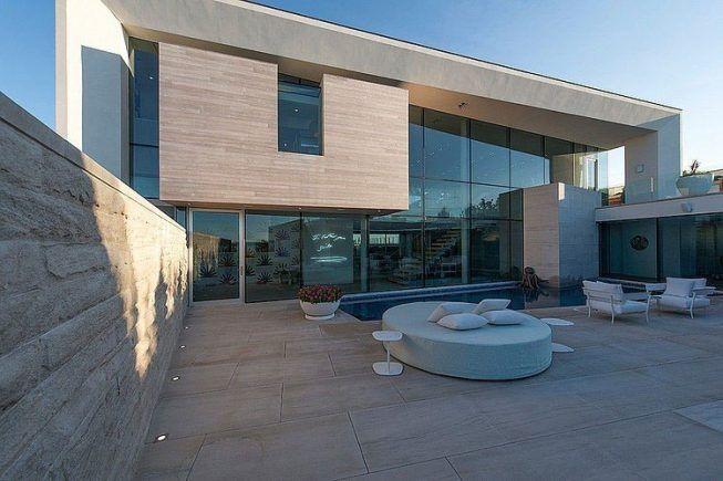 Construcciones nuevas casa minimalista for Construcciones minimalistas