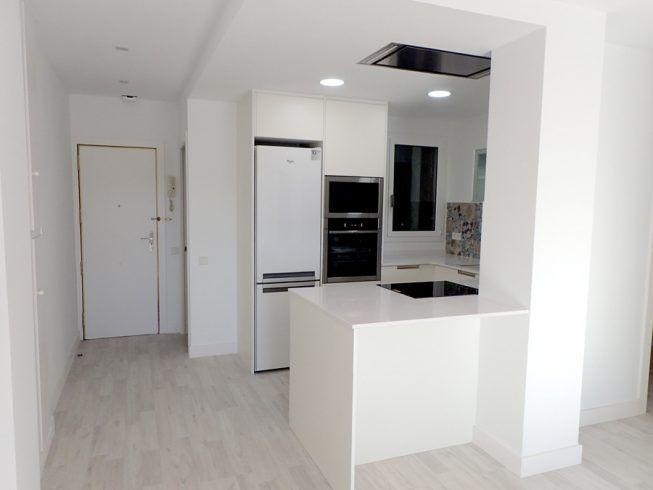 reforma de un piso de 50 m2 en la gran v a barcelona
