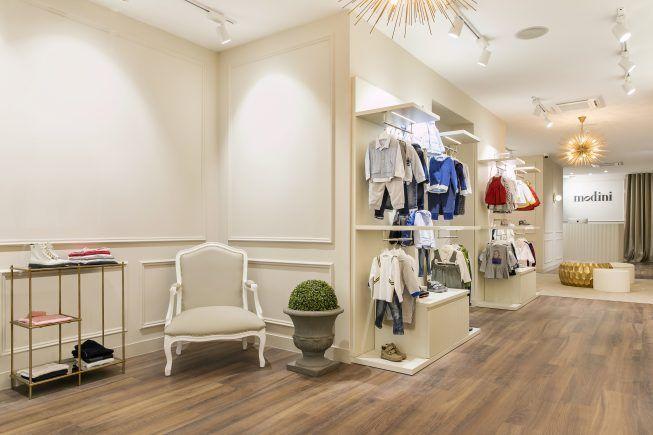 Reforma integral tienda Modini
