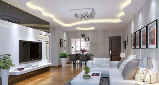 Techo con formas Imagen de Casa y Diseño